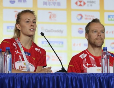 Denmark in Transition Phase - Sudirman Cup '19