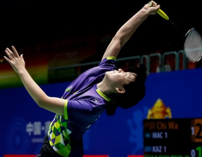 Another Teen Star in the Making - Sudirman Cup '19