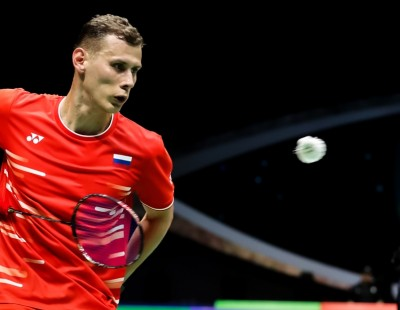China Club Stint Powers Malkov - Sudirman Cup '19
