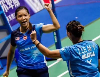 Malaysia Edge Past India – Sudirman Cup '19