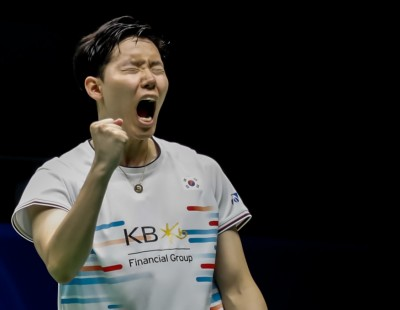 Korea Beat Chinese Taipei, Top Group – Sudirman Cup '19
