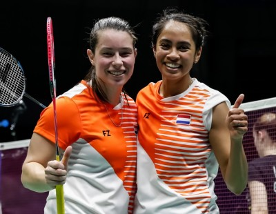 Netherlands Fight Back From Brink – Sudirman Cup '19