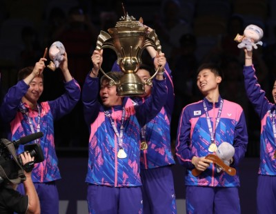 A Twist in the Tale – Sudirman Cup in the 2010s
