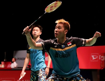 Men's Doubles at Sudirman Cup - A Form Guide
