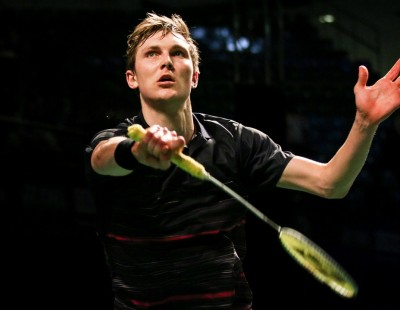 Injured Axelsen Withdraws From World Championships