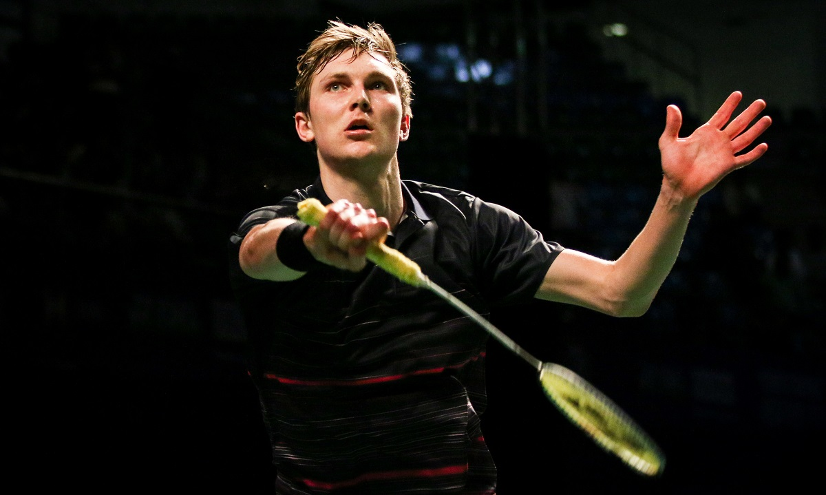 Axelsen Out of European Games