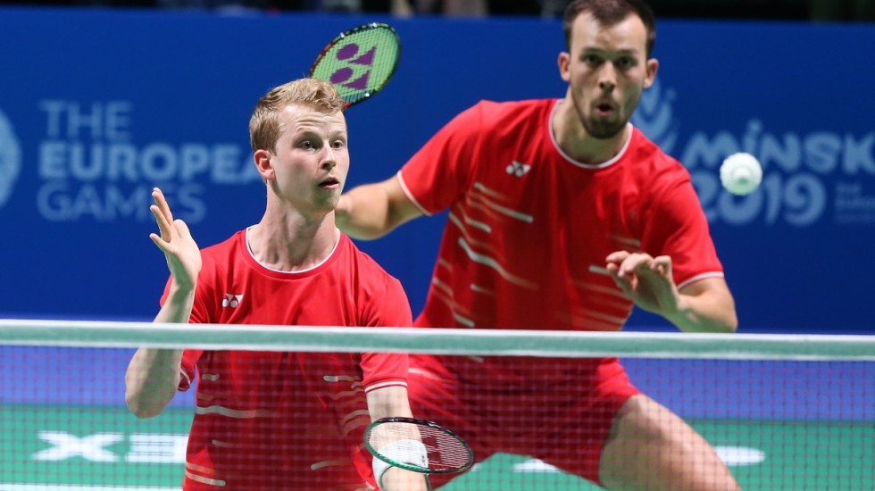 Top Pairs Progress – Day 4: European Games