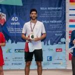 Aram Mahmoud Receives IOC Refugee Athlete Scholarship