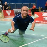 Coombs Breaks Drought - Irish Para-Badminton International