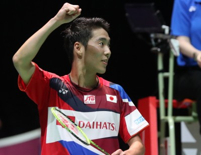 Chen Long Bites the Dust – Japan Open: Day 1