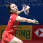 Pusarla, Zhang Advance – Indonesia Open: Day 2