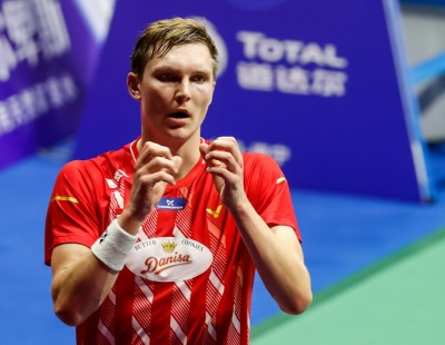 Axelsen Out of Action Indefinitely