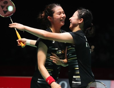 Kim/Kong on Song – Japan Open: Doubles Finals