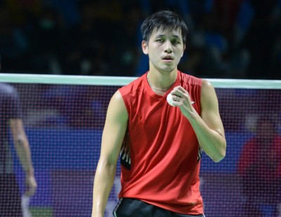 Indonesia-Inspired Wong Breaks Free of Injury Cloud