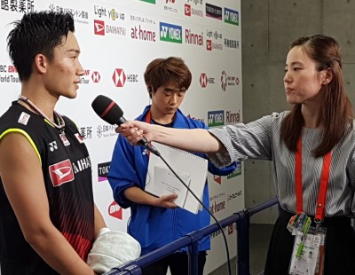 Miyuki Maeda Revels in New Role