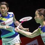 Misaki/Ayaka Pull Through – China Open: Day 2