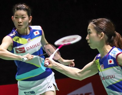 Misaki/Ayaka Pull Through – China Open: Day 2