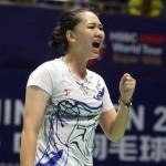 Chochuwong Edges Past Michelle Li – China Open: Day 2