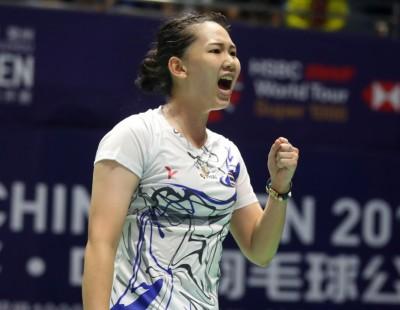 Chochuwong Edges Past Michelle Li – Victor China Open 2019: Day 2