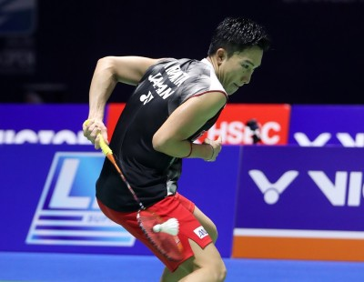 Momota Has All the Tricks – China Open: Finals