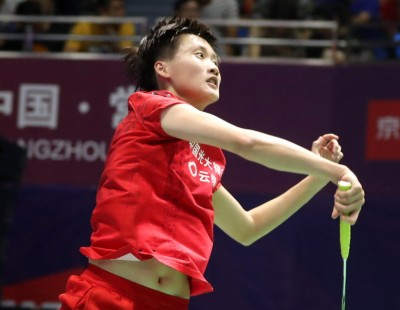 Chen Emerges After Hard Battle – China Open: Day 3