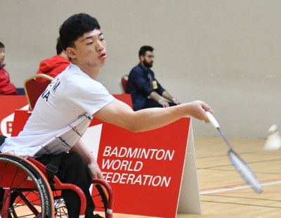 BWF Considering Options for Para Badminton Restart