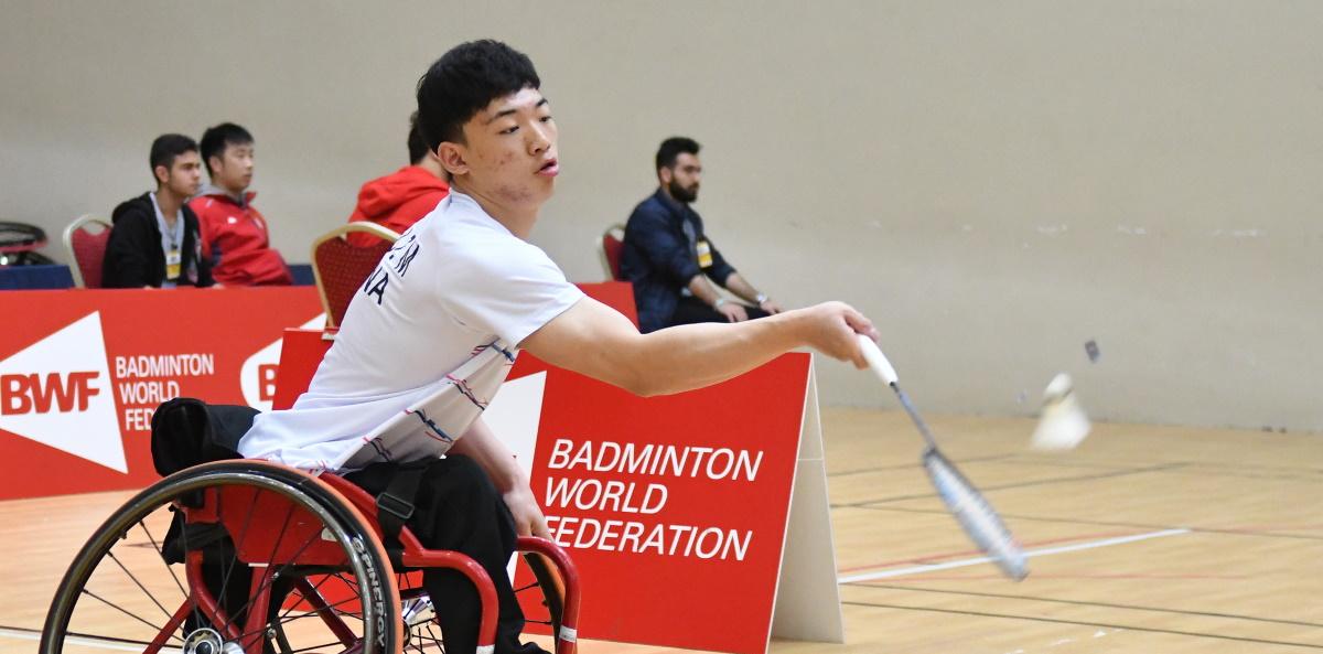 Qu Zimao Wins Triple Crown – China Para-Badminton International 2019: Review