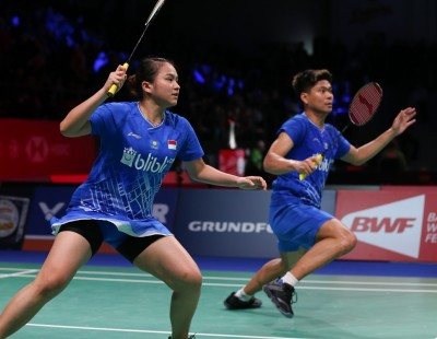 Praveen and Melati Breakthrough – Denmark Open: Day 4
