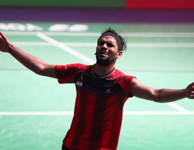 Subhankar Has His Dey – French Open: Day 1
