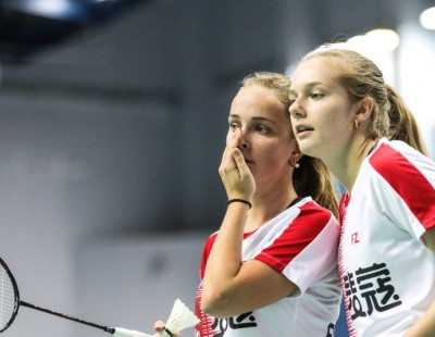 Young Danish Pair Makes a Mark - World Juniors