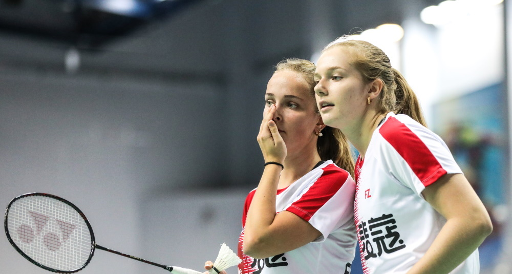 Young Danish Pair Makes a Mark – World Juniors