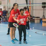 Boost For Badminton Against Myopia Project