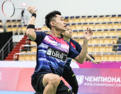 Carnando in Two-Title Hunt – World Juniors: Semifinals
