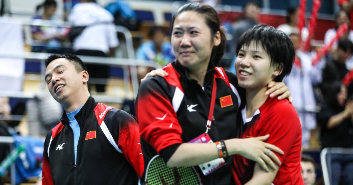 Close Shave for China – Suhandinata Cup 2019: Semifinals