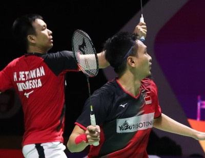 Tough Battle for Ahsan/Setiawan – Fuzhou China Open: Day 2