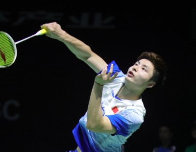 Shi Battles Past Praneeth – Hong Kong Open: Day 2