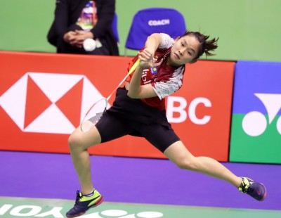 Hartawan Outplays An Se Young – Hong Kong Open: Day 3