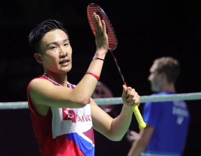 Momota Holds the Aces – Men's Singles: Preview