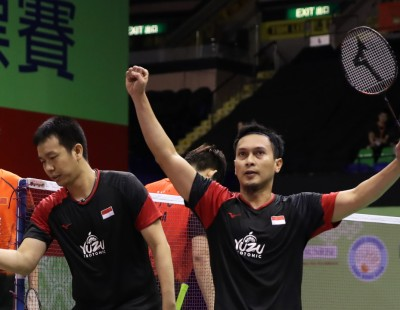 'Daddies' in Season's Tenth Final – Hong Kong Open: Semifinals