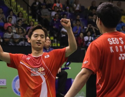 Breakthrough Title for Choi/Seo – Hong Kong Open: Doubles Finals
