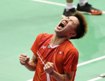 Cheuk Yiu, Hometown Hero – Hong Kong Open: Final