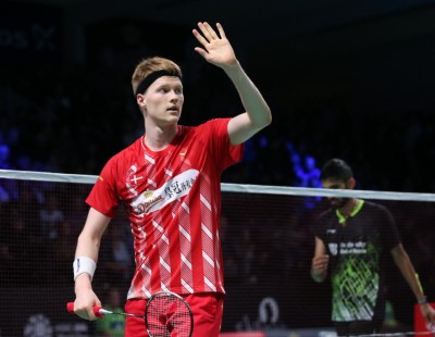 Wang, Antonsen Among Finals Debutants