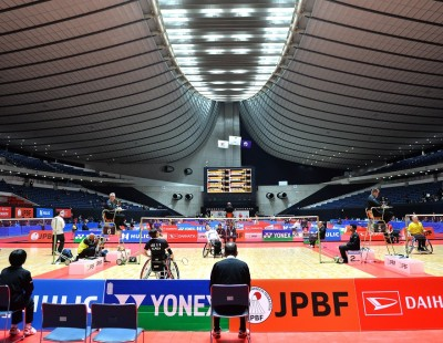 Historic Venue to Host Para Stars