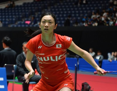 Stepping Up in Tokyo - Japan Para Badminton International 2019
