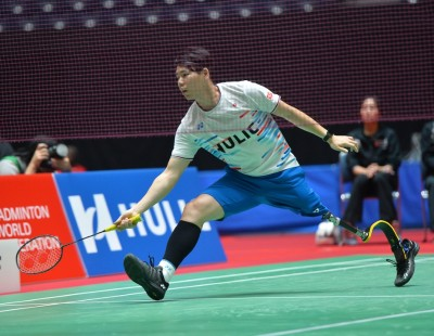 Fujihara Aims for Home Win – Japan Para Badminton International 2019