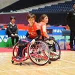 Double the Joy – Japan Para Badminton International 2019: Finals