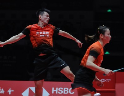 Zheng/Huang On Song – World Tour Finals: Day 4