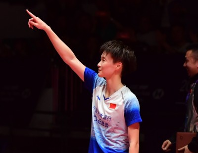 Seventh Final, Seventh Title for Chen - World Tour Finals: Day 5