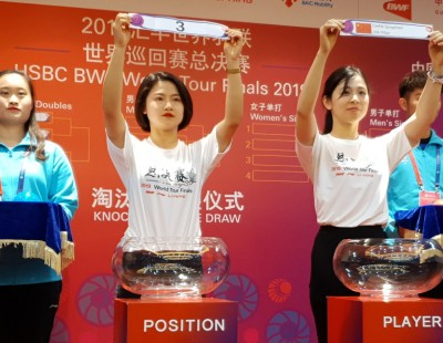 Final Four Draw Decided in Guangzhou
