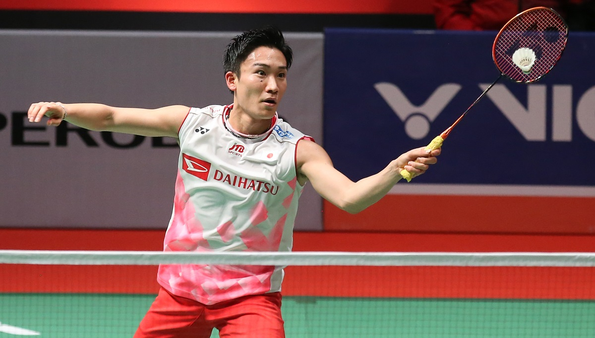 BWF Statement On Incident Involving Kento Momota